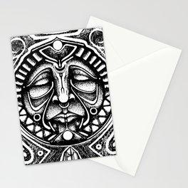 Shamanic trance Stationery Cards