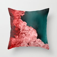 α Spica Throw Pillow