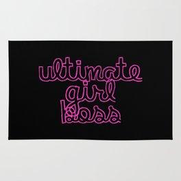 Ultimate Girl Boss Rug