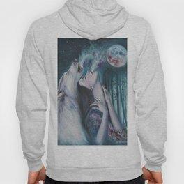 Moon Howl Hoody