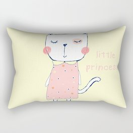 CAT LADY Rectangular Pillow