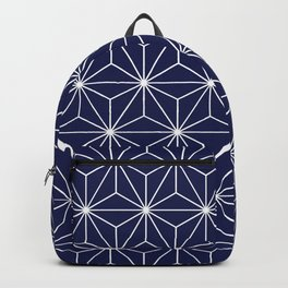 Geometric Stars Backpack