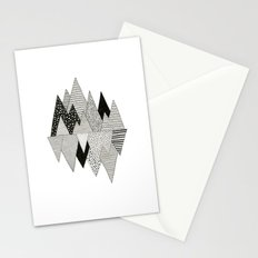Lost in Mountains Stationery Cards