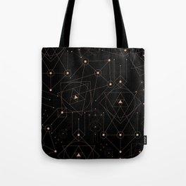 celestial pattern design Tote Bag