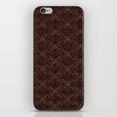 Tribal Pattern 1-2 iPhone & iPod Skin