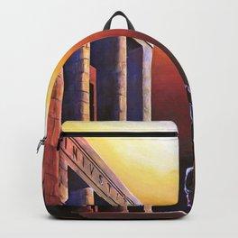 Allo specchio / The mirror Backpack