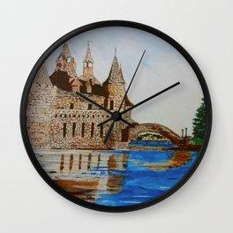 Boldt Castle Power House Wall Clock