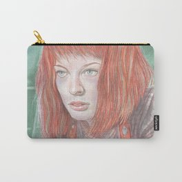 Leeloo - the Fifth Element Carry-All Pouch