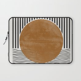 Abstract Modern Poster Laptop Sleeve