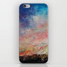 Wildfire iPhone & iPod Skin