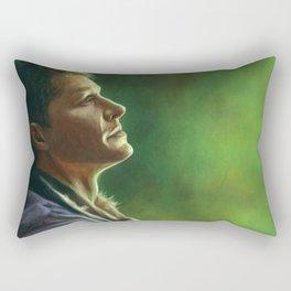 David The Shepherd Rectangular Pillow