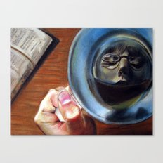 Lethargic Monday Canvas Print