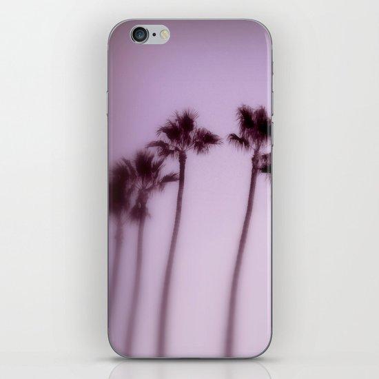 lilac twilight iPhone & iPod Skin