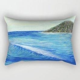 Old Hawaii 2 of 3 Rectangular Pillow