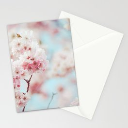 Pink Lush Blossoms | Nature photography, spring flowers Stationery Cards