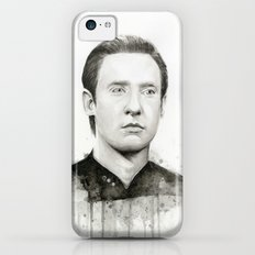 Data TNG Portrait iPhone 5c Slim Case