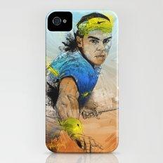 Rafa Nadal iPhone (4, 4s) Slim Case