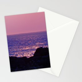 Pink at Dawn Stationery Cards
