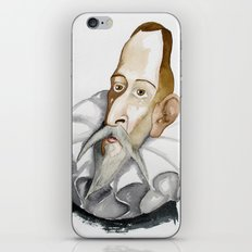 Cervantes iPhone & iPod Skin