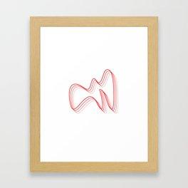 La Grand Vitesse (The Calder) Framed Art Print