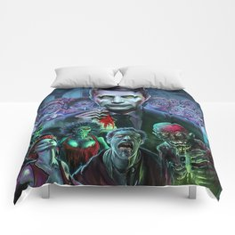 Hannibal Holocaust - They Live Return of the Living Dead Mads Mikkelsen Comforters