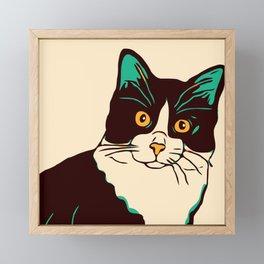 Hipster Fitz Framed Mini Art Print