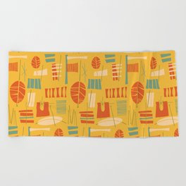 Nihoa Beach Towel