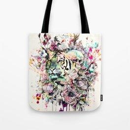 Interpretation of a dream - Tiger Tote Bag