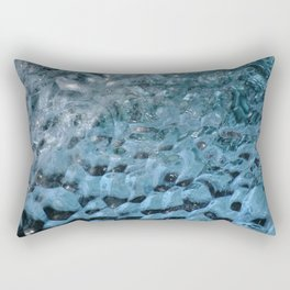 Iceberg Dimples Rectangular Pillow