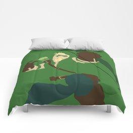 Oliver Queen Comforters