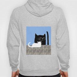 Frisky the Cat Hoody