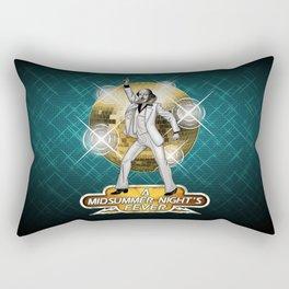 A Midsummer Night's Fever Rectangular Pillow