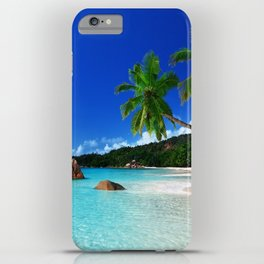 Turquoise Waters iPhone Case