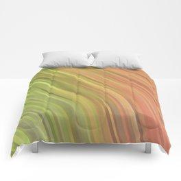 stripes wave pattern 1 w81p Comforters