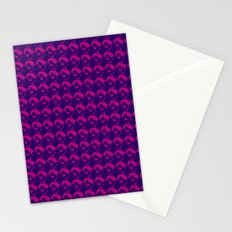 Cherry Nice Pattern - Pink/Purple Stationery Cards