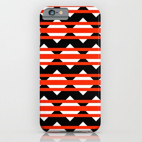 Vreugdehil Black & Red iPhone & iPod Case