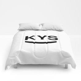 KYS SMILE Comforters
