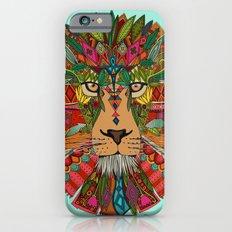 lion mint Slim Case iPhone 6s