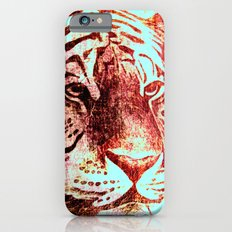 Sunset Tiger Slim Case iPhone 6s