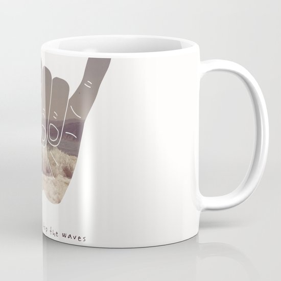 good vibrations Mug