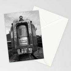 Silver Streak Stationery Cards