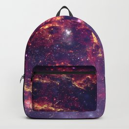 Star Field in Deep Space Backpack