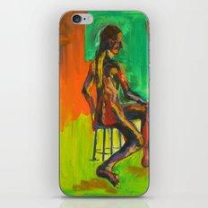 Male Nude iPhone & iPod Skin