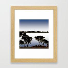 Safe Place Framed Art Print