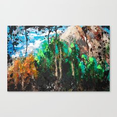 Kaninaskis Country Canvas Print