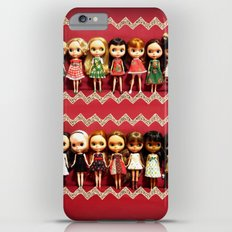 Collection dolls iPhone 6 Plus Slim Case