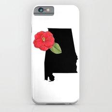 Alabama Silhouette Slim Case iPhone 6s