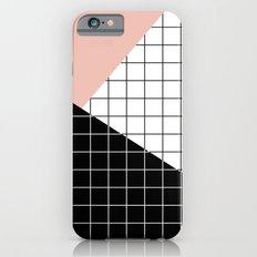 Minimal Geometry iPhone 6s Slim Case
