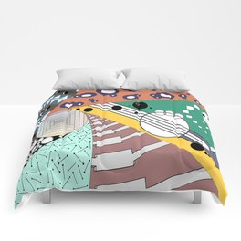 Spiral INTO Inspiration Comforters