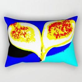 Big Fig Heart Rectangular Pillow